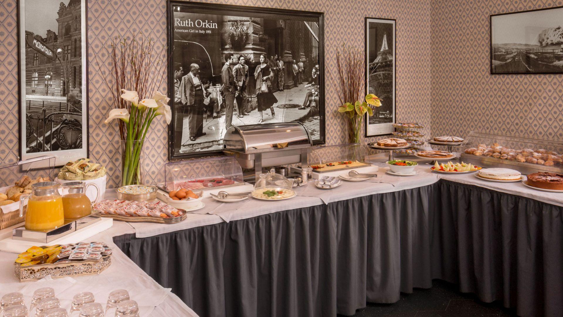 albergo-ottocento-rome-déjeuner-02